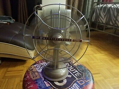Vintage Westinghouse Osculating one speed Electric Fan