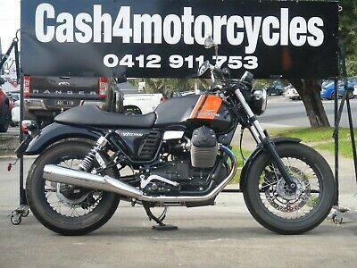 MOTO GUZZI V7 11  SPECIAL  2016 MODEL WITH JUST OVER 6000ks AS/NEW ONLY $8990
