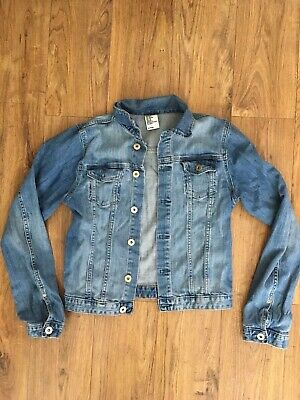 H&M Jeans Jacket 14 Years Girls