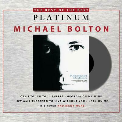 Michael Bolton - Greatest Hits 1985-1995 CD Col NEW