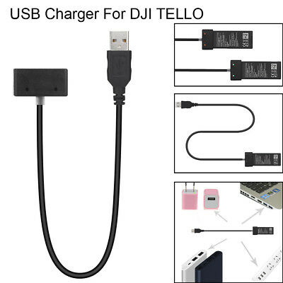 USB Battery Charger Hub RC Intelligent Charging For DJI Tello Drone Accessories