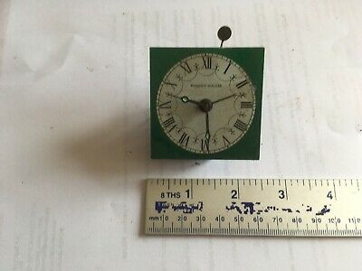 vintage Phinney Walker clock movement