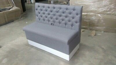 Super modern home, restaurant, hotel sofas. Now available in different colours