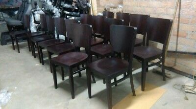 Wooden chairs for restaurants, hotels, bars
