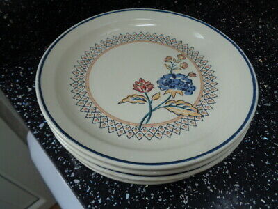 Boots Camargue Side Plates X 6
