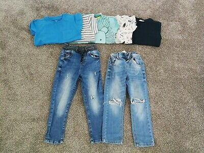 Boys Clothes Bundle Aged 3-4 Years NEXT