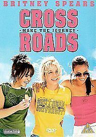 Crossroads [DVD] [2002] Britney Spears; NEW SEALED FREEPOST