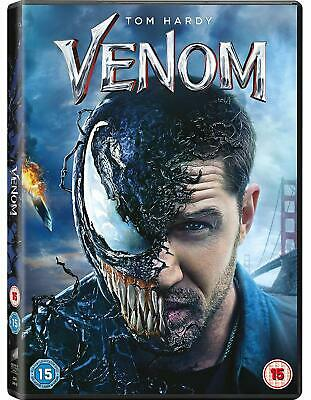 VENOM (DVD,2018) BRAND NEW!!! FREE and FAST shipping with USPS First Class!