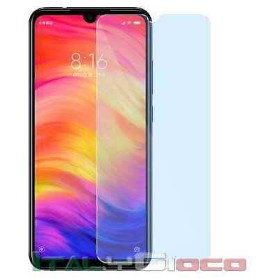 Flat Tempered Glass 2.5D 9H Screen Protector Cover for Xiaomi Redmi Note 7 Clear