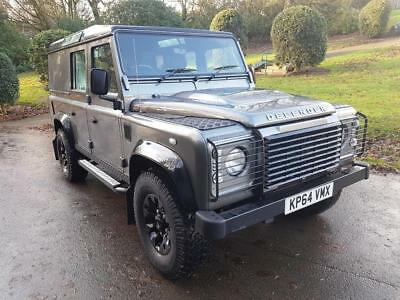 2014 Land Rover Defender 110 Tdci Utility Xs