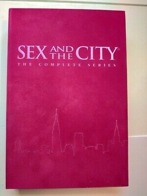 Sex and the City - Complete Series (DVD, 2005, 20-Disc Set)Velvet Collector's