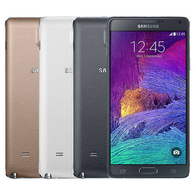 Samsung Galaxy Note 4 N910 GSM Unlocked 32gb