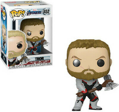 Avengers Endgame - Thor - Funko Pop! Marvel: (2019, Toy NUEVO)