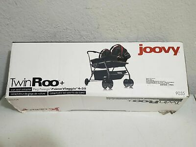 Joovy Twin Roo+ Car Seat Adapter, Peg Perego 9035 BRAND NEW IN BOX