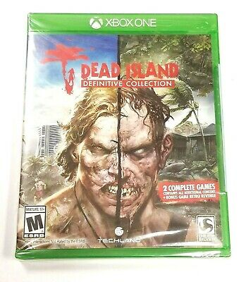 Dead Island Definitive Collection for Microsoft XBOX ONE *NEW & SEALED*