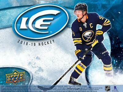 18-19 2018-19 UD Ice U-Pick from List (1-50)-Complete your Set