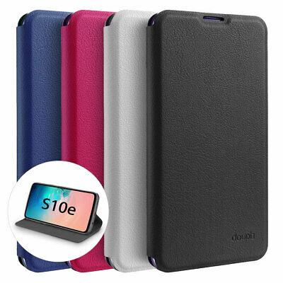 Flip Case Samsung S10e Magnet Cover Stand-Up Stand Case Shell Foil
