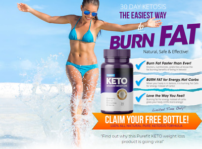 PUREFIT KETO ADVANCED WEIGHT LOSS (60. Cap)