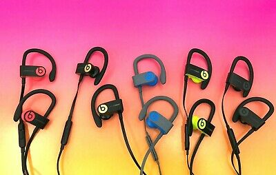Genuine Beats by Dr. Dre Powerbeats 3 3.0 Wireless Apple Headphones / READ #BWS4