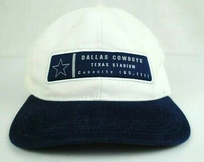 6737a9e929425 NFL Dallas Cowboys Cap Hat Vintage Drew Pearson Sports Star Texas Stadium