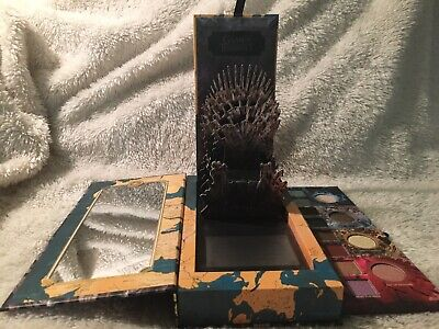 Game Of Thrones * Urban Decay Eye Shadow Palette * Sold Out * FREE SHIPPING