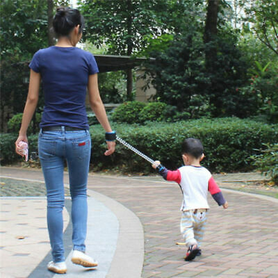 Family Baby Kid Children Safety Harness Anti Lost Strap Band Wrist Leash Walking