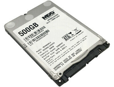 489821-001 NEW 500GB Hard Drive for HP Compaq replaces 489819-001 489820-001