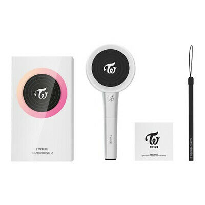 TWICE - CANDY BONG Z [ official Light stick ] + photocard 1EA +  tracking No.