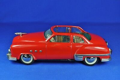 SCHUCO Patent Ingenico 5311 Cabriolet, rot / red, 1953-1954, U.S. Zone Germany
