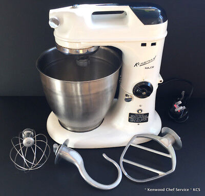 Kenwood Major A706  Fully Serviced with Extras