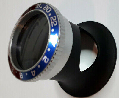 Rolex Pepsi Jewellers Loupe- Swiss Made- High Quality- Limited Availability!
