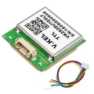 VK2828U7G5LF TTL GPS Module with Antenna 1-5Hz with EEPROM