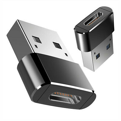 USB 3.0 (Type-A) Male to USB3.1 (Type-C)Female Connector Converter Adapter USA