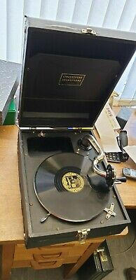 Linguaphone portable Gramophone
