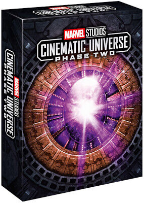 Marvel Studios Collector's Edition Box Set - Phase 2 (DVD) *BRAND NEW*