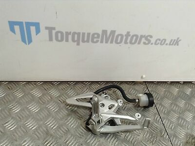 2018 BMW S1000RR S1000R Right rearset