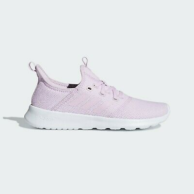 eac73d666abce Adidas Cloudfoam Pure Pink White F34674 Running Shoes Women s Multi Size NEW