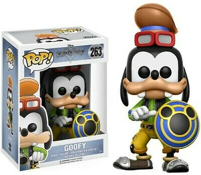 Kingdom Hearts - Goofy - Funko Pop! Disney (2017, Toy NUEVO)