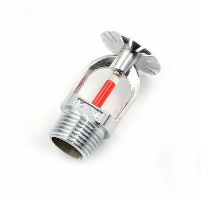Head Fire Sprinkler Shops Commercial Extinguishing Protection 5.4*3cm System