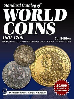 4d2a76702503 2018 Krause Standard Catalog of World Coins 1601-1700 latest edition in  2019 PDF
