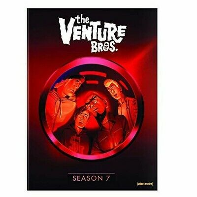 PRE-ORDER Venture Bros: Complete Seventh Season (DVD RELEASE: 04 Jun 2019)