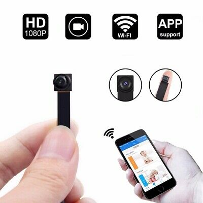 Mini WiFi Hidden  Camera Wireless HD 1080P Digital Video Motion Activated Cam