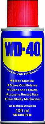 WD40 Multi Purpose Lubricant WD-40 Spray Cleans Protect Rust Smart Straw 450ml