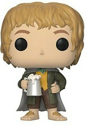 Lord of the Rings - Merry Brandybuck - Funko Pop! Movies (2018, Toy NUEVO)
