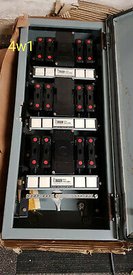 30 Amp Red spot Fuseboard Distribution Box 4 Way  Unused.