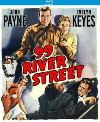 99 RIVER STREET (1953) (Region A BluRay,US Import,sealed.)