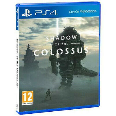 SONY PS4 - Shadow Of The Colossus HD - usato come nuovo