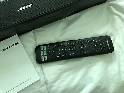 Bose Solo TV Sound System - Black