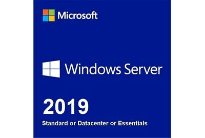[SALE] Server 2019 Standard / Datacenter / Essentials - Full Version