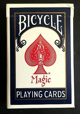 """Bicycle Playing Cards Deck """"Magic"""" [open complete]"""